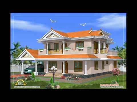 Modern house design thailand youtube for Home designs video