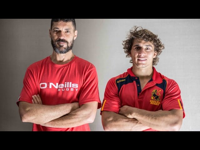 Spanish Rugby team interview