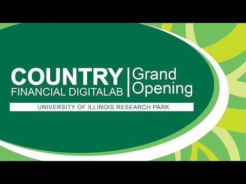COUNTRY Financial DigitaLab Grand Opening | November 3, 2017