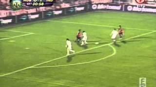 N.O.Boys 1-Independiente 1 (Apertura 2010)