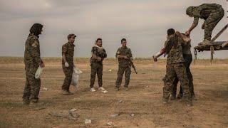 Letzte IS-Hochburg Baghus in Syrien besiegt