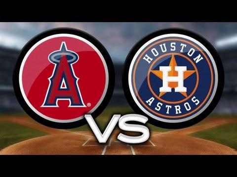 5/8/13: Norris' gem gets Astros series win vs. Angels