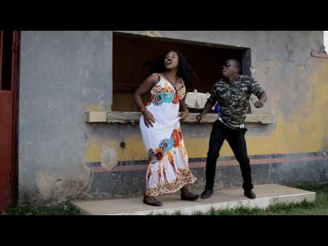 King Kong MC of Uganda Dancing to MY GIRL FINE PASS by Negron World ft Toño Negron