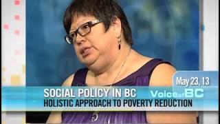 Judith Sayers - A Holistic Approach To Poverty Reduction