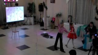 Свадебный танец - подарок жениху и невесте