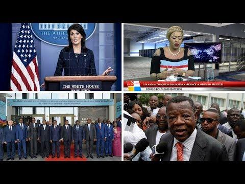 Congo Bololo:USA ANDIMI TRANSITION SANS KABILA + PRESENCE YA MENDE NA BRUXELLES