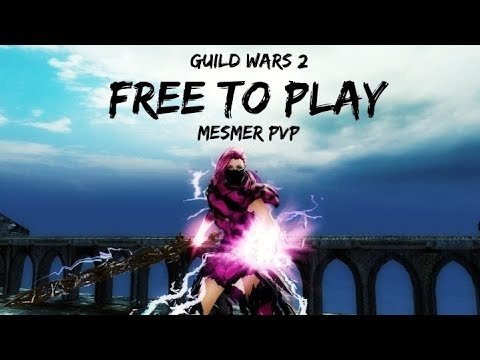 Guild Wars 2 – F2P MESMER WORKS!!! Core Mesmer Gameplay with Commentary and Explanations – Shorts