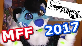 My Midwest Furfest 2017 Adventure! PART 1