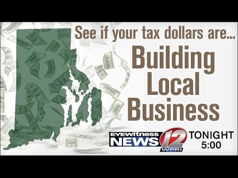 Tonight at 5: Building Local Business