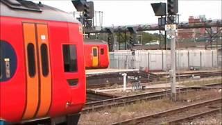 Trains at Nottingham | 26/07/11