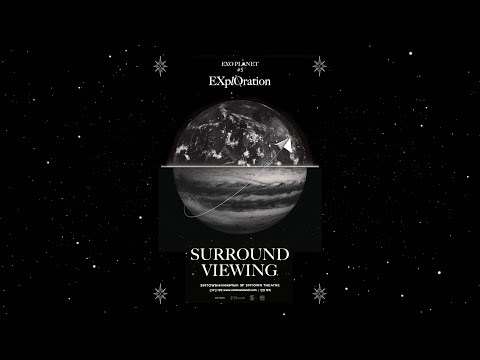 EXO PLANET #5 - EXplOration SURROUND VIEWING PREVIEW