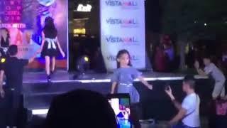 Athena's video 1st guesting on runcav-imus next top model
