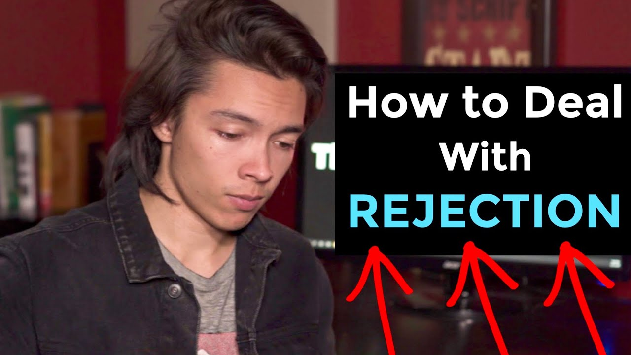 How To Deal With Rejection ACTING ADVICE