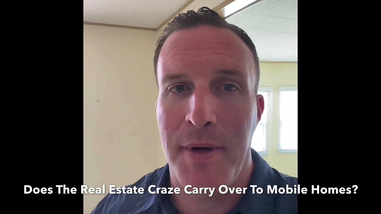 How Does Sarasota Real Estate Craze Affect Mobile Home Sales?