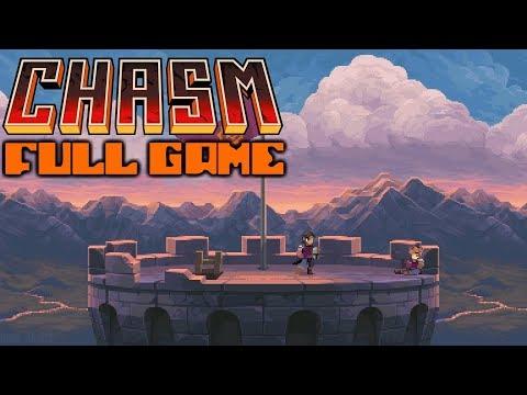 Chasm - Full Game & Ending (Longplay)