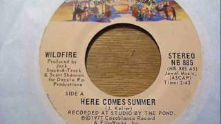 Wildfire - Here Comes Summer (1977)