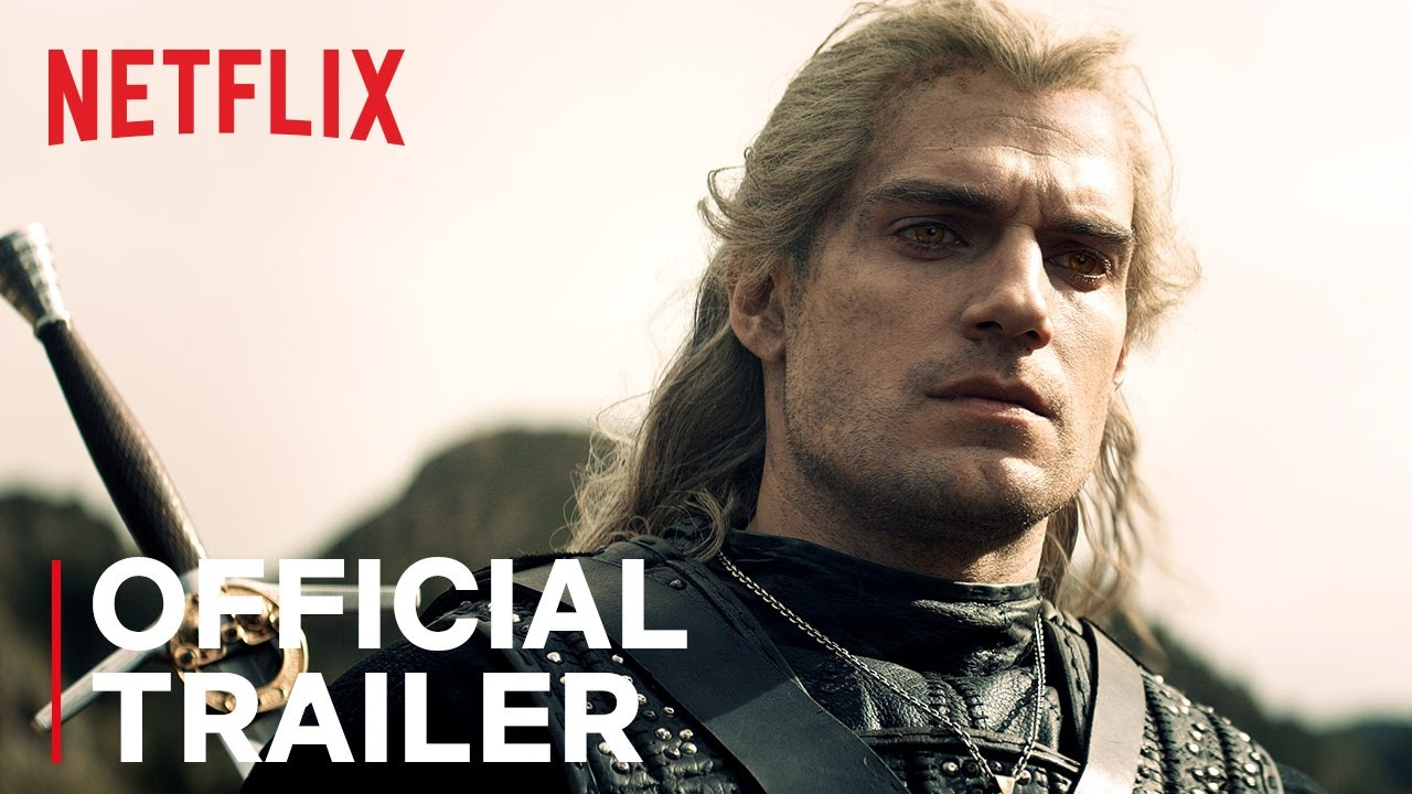 The Witcher | Official Trailer | Netflix India thumbnail