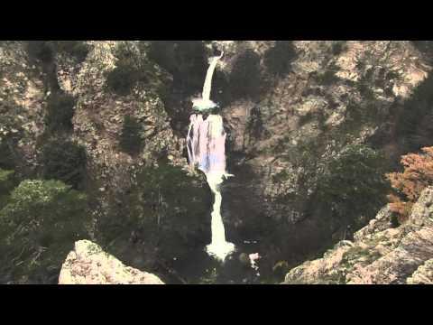 Cascate del Menta Amendolea in Aspromonte con Francesco Bevilacqua