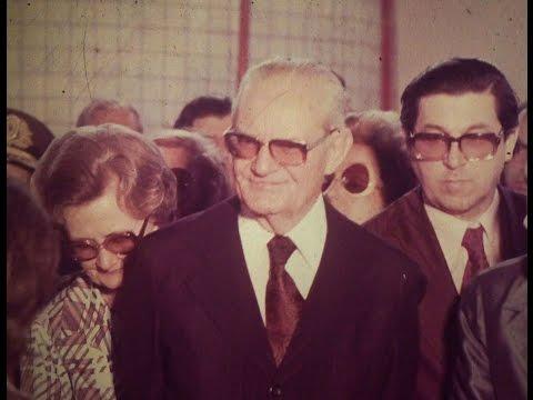 Visita do Presidente Ernesto Geisel à Cruz Alta-RS em 1975