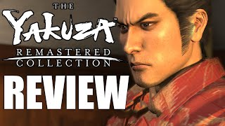 The Yakuza Remastered Collection Review - The Final Verdict (Video Game Video Review)