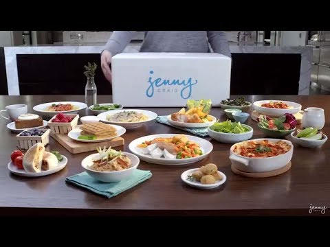 how does jenny craig diet work