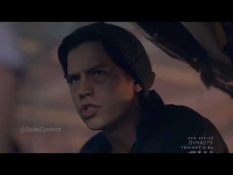 Riverdale 2×06 Cheryl confronts Nick| Jughead talks with Betty| Cheryl asks about the SugarMan(HD)