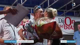 Critérium de Dijon : Julian Alaphilippe remporte la course