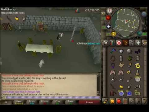 osrs combat bracelet elite clue jump for at the neitznot 2918