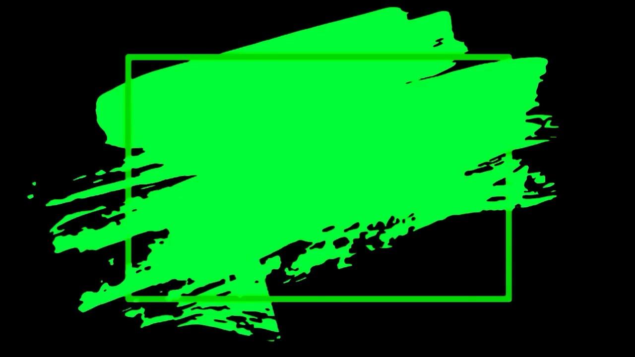 كروما تأثير الفرشاة Effect Of Brush Green Screen خلفية خضراء كروما Green Screen Backgrounds Green Screen Background Images Green Screen Video Backgrounds