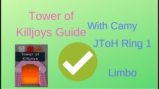 Roblox Tower of Killjoys Guide (JToH)