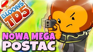 ❗ NEW ❗ SOLO MONKEY ▪ COBRA ▪ Bloons TD5 MODS PL