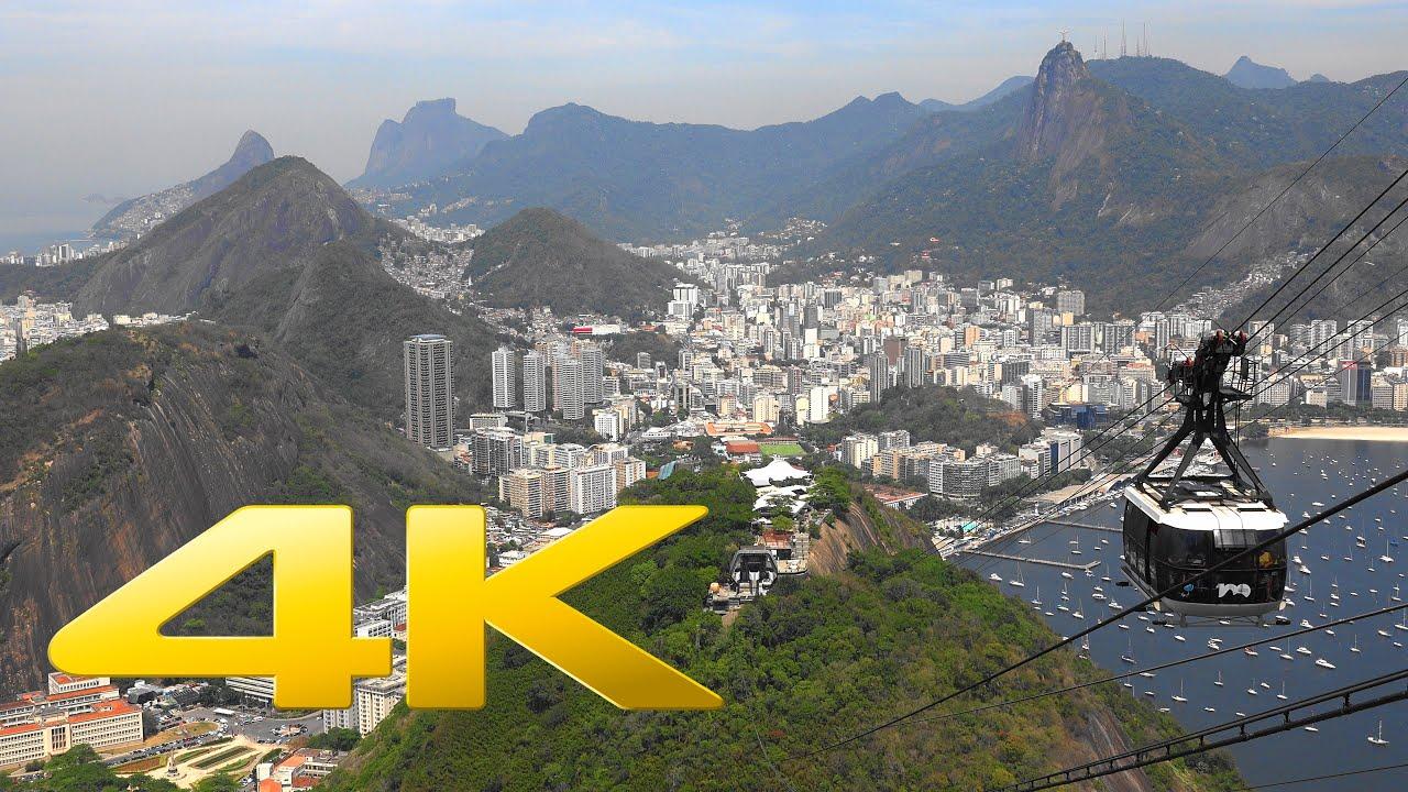 4k Rio De Janeiro Brazil In Ultra High Definition Youtube