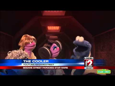 The Cooler: Sesame Street's Star S'mores