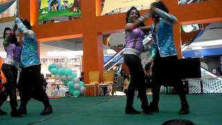 Hookah Bar Bollywood Song N Dance at Mazyad Mall