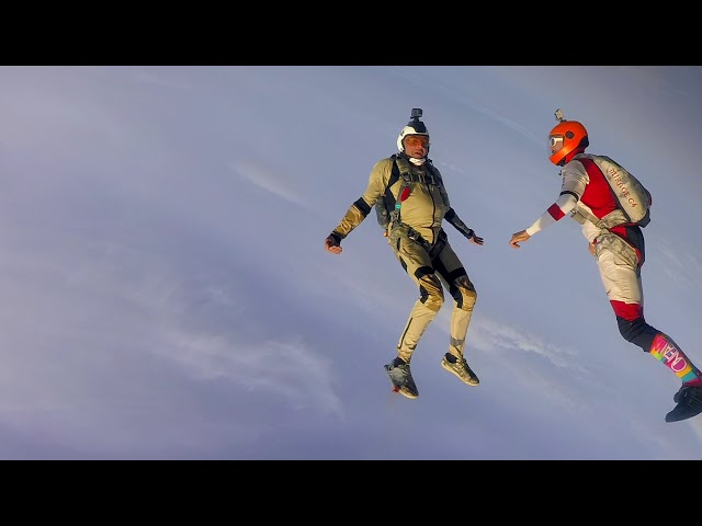 Angle Flight Club Skills Camp #1 - Прыжки с парашютом в Киеве