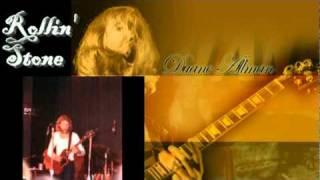 Duane Allman tribute - Rollin