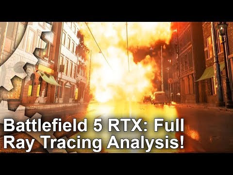 Inside Battlefield 5: GeForce RTX's most impressive ray