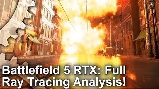 Battlefield 5 RTX Gameplay - A Stunning PC Ray Tracing Showcase!
