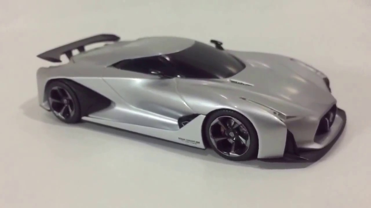 Diecast Car Showcase - Kyosho 1:43 scale Nissan Concept ...
