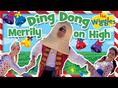 The Wiggles: Ding Dong Merrily On High