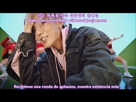 IKON - BLING BLING MV [Sub Español + Hangul + Rom] HD