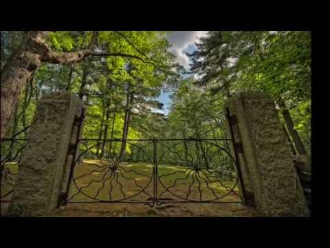 13 Most Haunted in Massachusetts: Spider Gates Cemetery