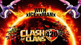 How to Funnel in Clash of Clans 420 w/ xICExxMANx