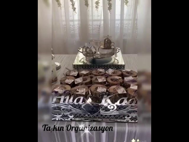 Nişan & söz masası