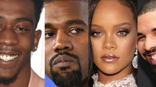 Desiigner begged lil Tay for help she wants $5000 HE MAD allegedly, Rihanna REACTS to DRAKE