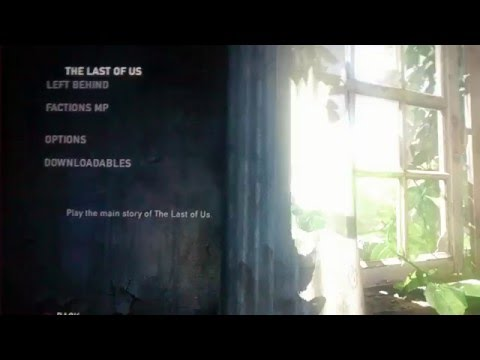 The Last Of Us Factions MP Freezing Fix