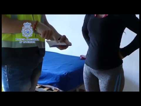 La Policía Nacional detiene a un matrimonio por prostituir a una joven en Benigánim (Valencia)
