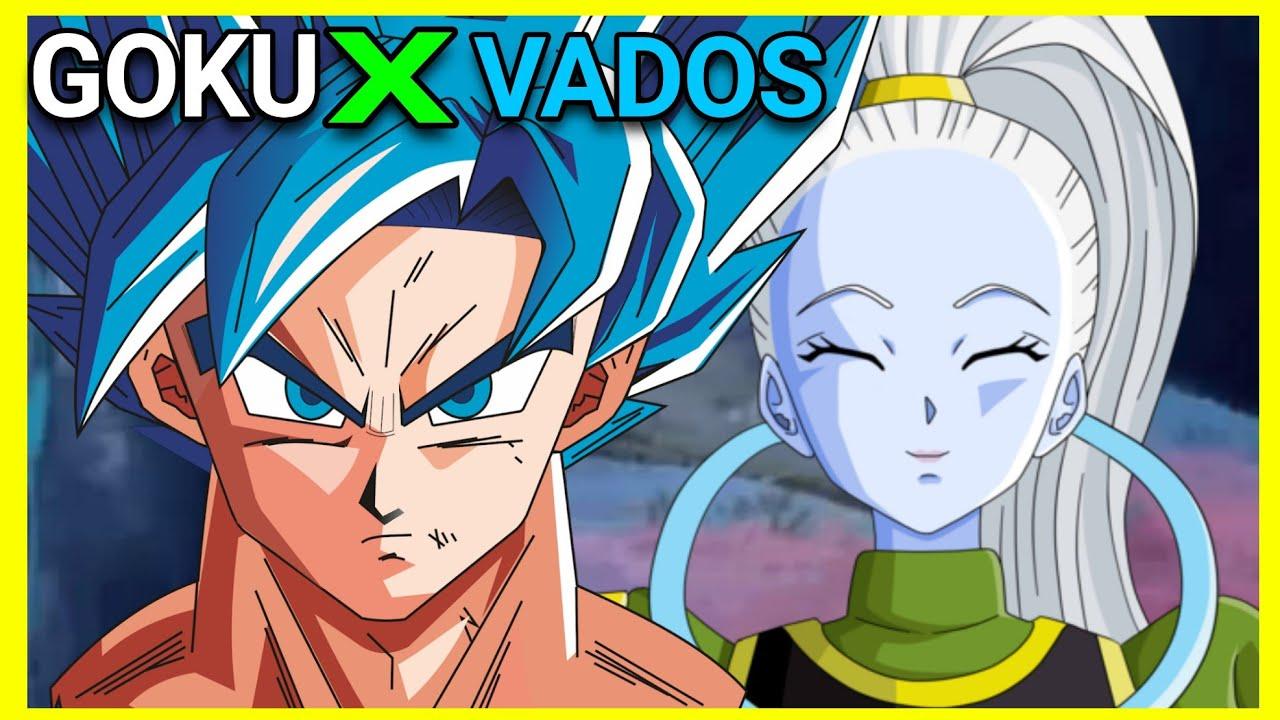 ¿Y si Goku y Vados se enamoraban?   Historia Alternativa