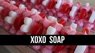 Hugs & Kisses Soap (+ My Outlook on Drama) | Royalty Soaps