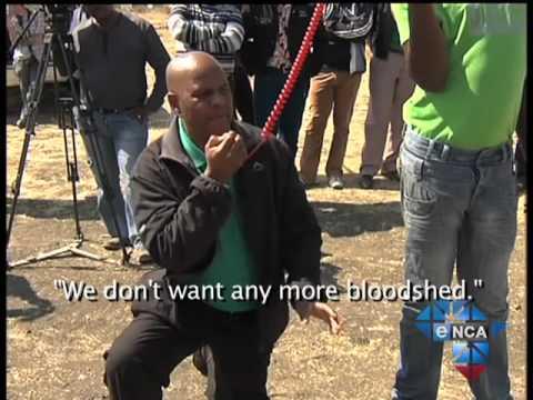 eNCA | Marikana Strike Bloodbath